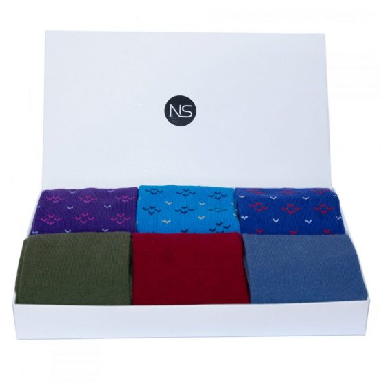 Combination & Swallow Socks Collection