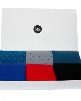 Spot & Stripe Socks Collection