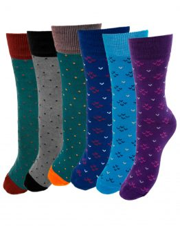 Spot & Swallow Socks Collection